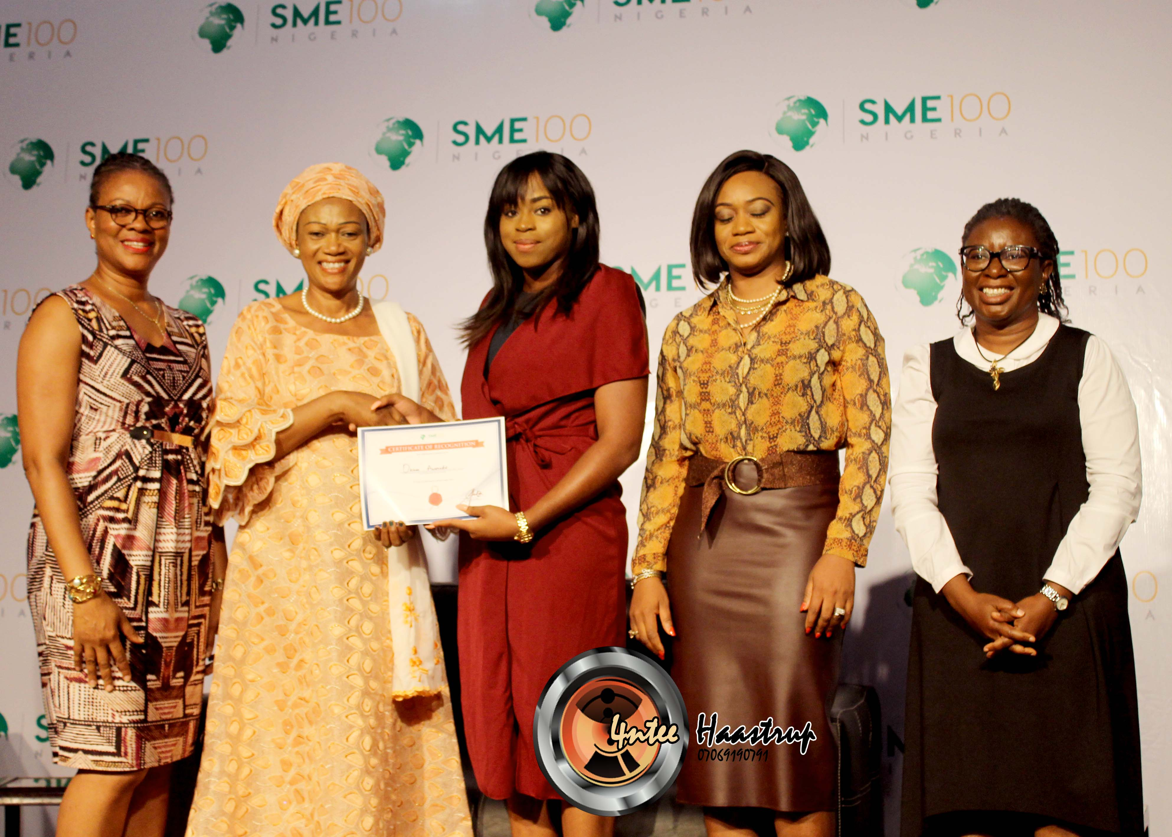 You are currently viewing SME 100 Nigeria International Women's Day Event