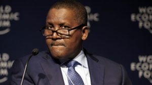 """Read more about the article """"Use agribusiness to boost economy"""" – Dangote tells FG"""