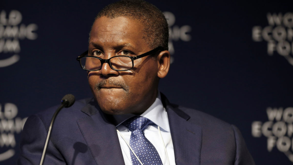 """Use agribusiness to boost economy"" – Dangote tells FG"