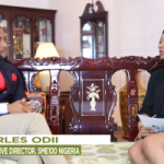 WATCH THIS INSPIRING INTERVIEW WITH CHARLES ODII, EXECUTIVE DIRECTOR SME100 NIGERIA