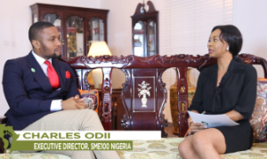 Read more about the article WATCH THIS INSPIRING INTERVIEW WITH CHARLES ODII, EXECUTIVE DIRECTOR SME100 NIGERIA