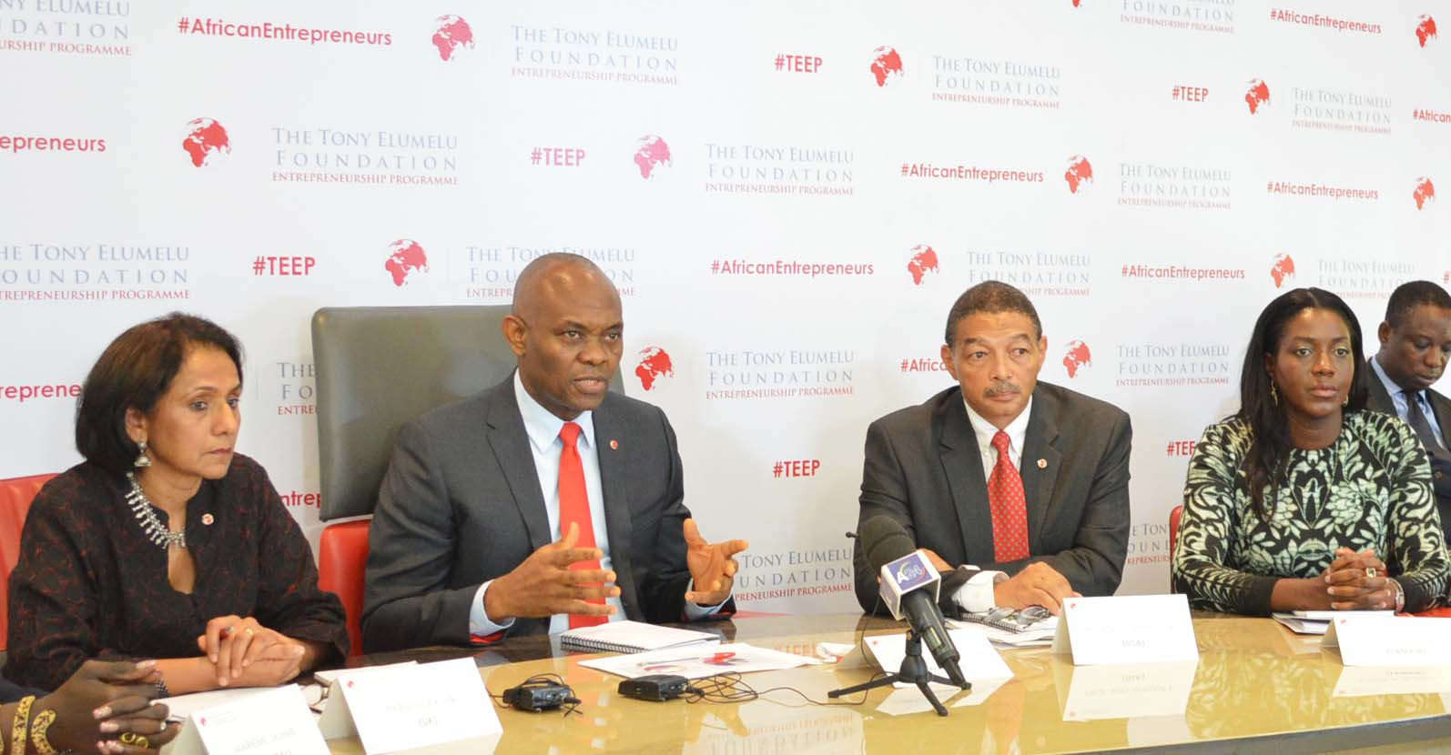 Read more about the article Tony Elumelu Entrepreneurs To Receive Tech Support From Microsoft