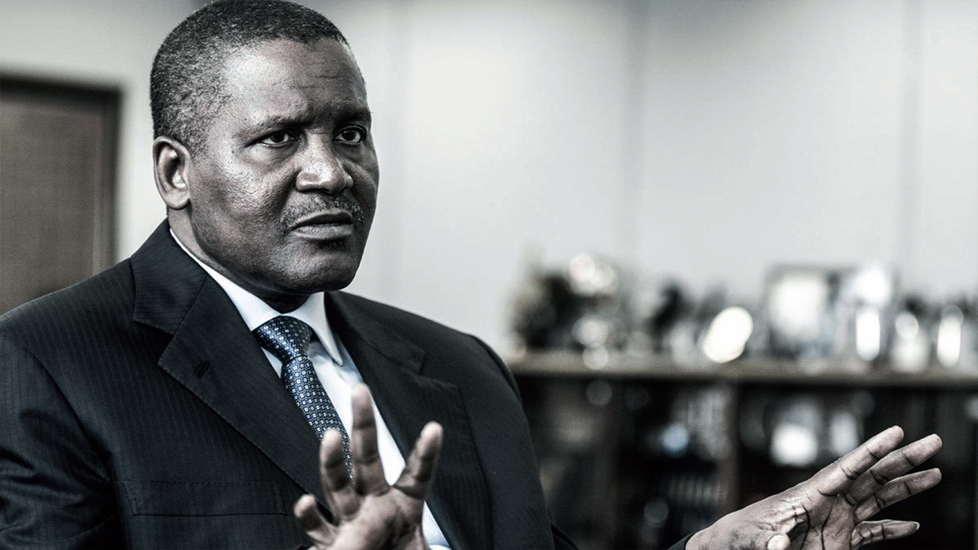 Read more about the article 10 QUOTES FROM ALIKO DANGOTE