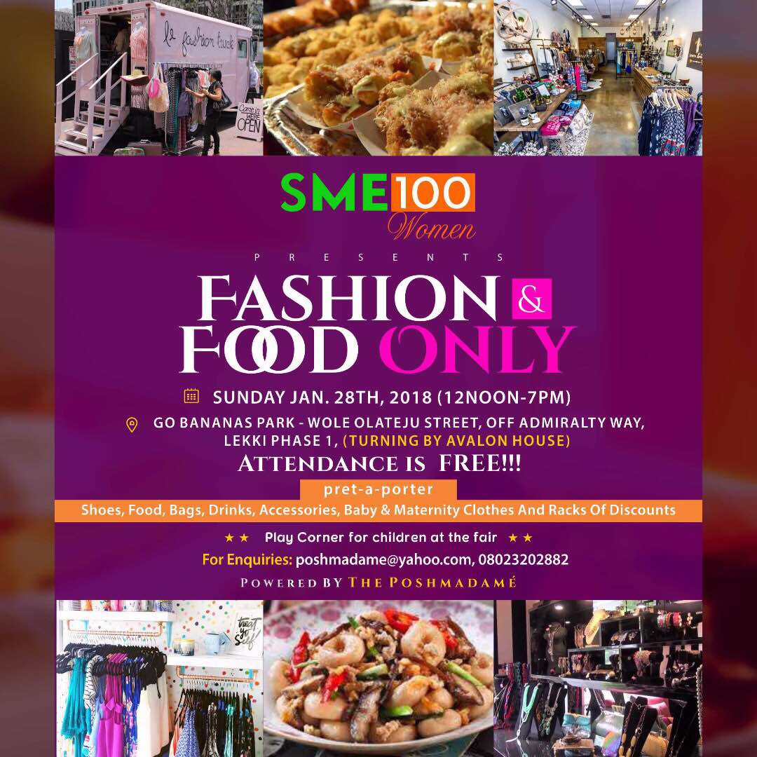"""Read more about the article The Fashion and Food Only """"FFO"""" Fair"""