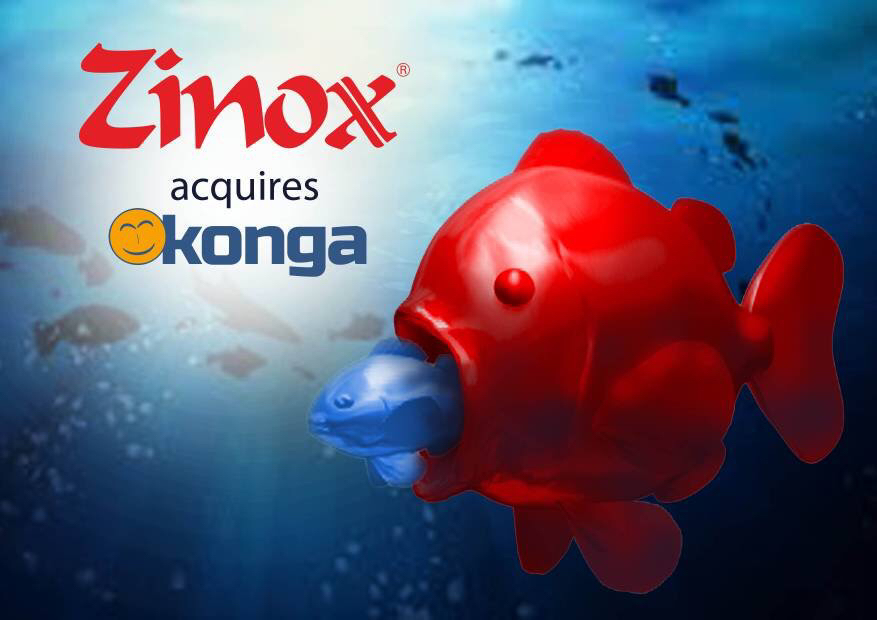 You are currently viewing Zinox Acquires Konga