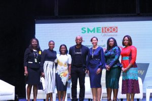 Read more about the article Uzoma Dozie; CEO of Diamond Bank, Omotola Jalade Ekeinde, Bolanle Austin Peters; Founder/MD of Terra Kulture and others inspire SME women at the International Women's Day Conference 2018