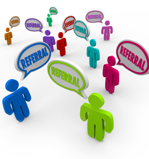You are currently viewing TURNING TO REFERRALS