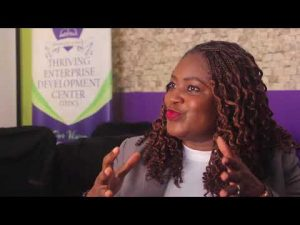 Read more about the article GM, Thriving Enterprise Development Center, Dr Bukola Adewakun gives an insight on starting up a Business and making it Successful
