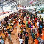 Sight and Sound at GT-Bank Food Fair