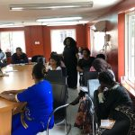 SME100 Nigeria works with Lagos State Domestic and Sexual Violence Victims