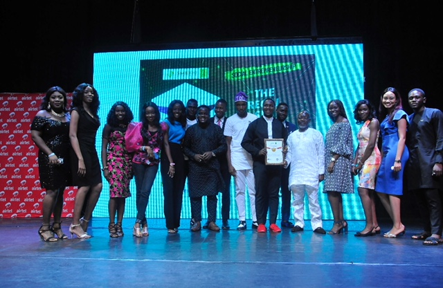 Read more about the article NIGERIA's 25 UNDER 25 AWARDS 2018