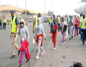 Nigerian Returnee migrants undergo entrepreneurial training