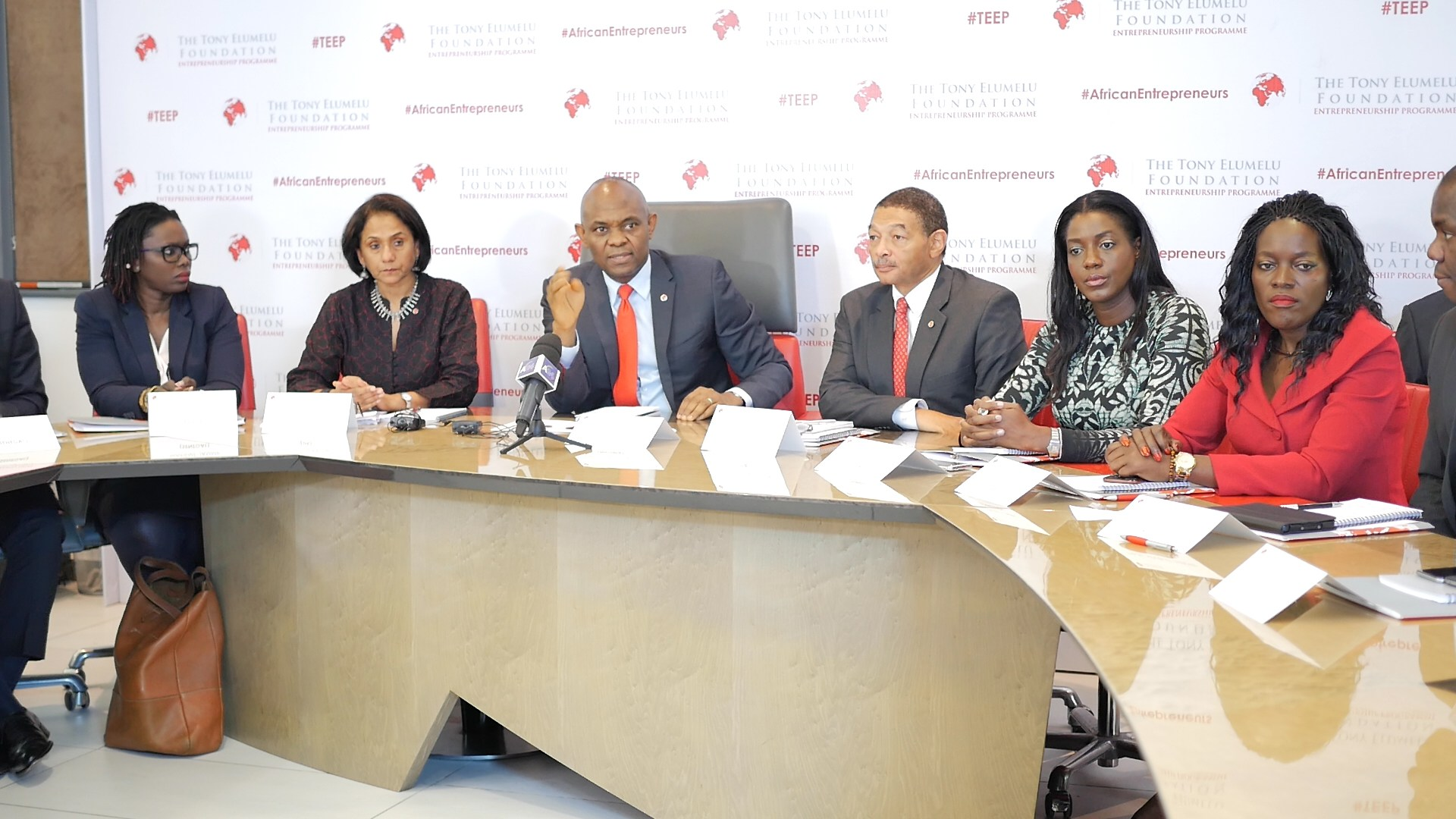 You are currently viewing Tony Elumelu Foundation: 5000 African entrepreneurs to convene in Lagos Oct 25