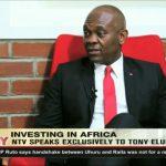 Investing in Africa:  Nigerian entrepreneur Tony Elumelu
