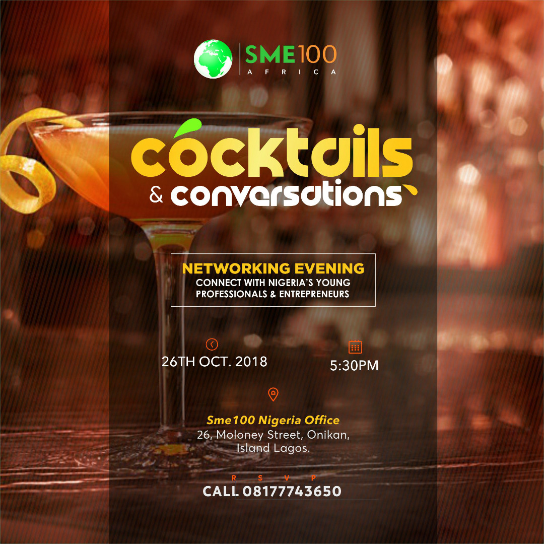 Read more about the article HIGHLIGHTS OF COCKTAILS AND CONVERSATIONS OCTOBER,2018 EDITION