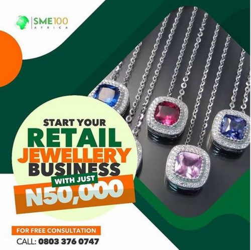 Read more about the article START YOUR RETAIL JEWELLERY BUSINESS