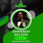 23-year-old emerges Mr Nigeria 2018 winner