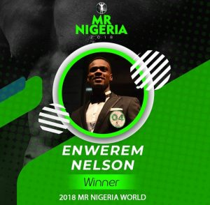 Read more about the article 23-year-old emerges Mr Nigeria 2018 winner