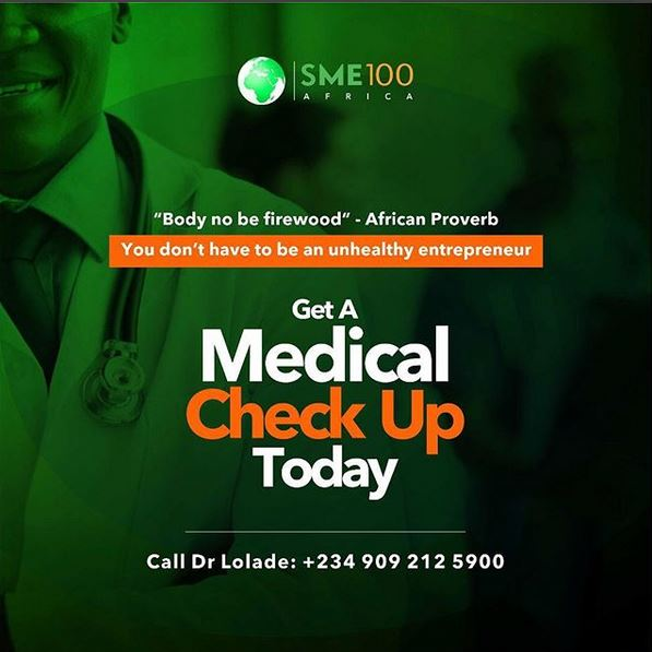 You are currently viewing GET A MEDICAL CHECK UP