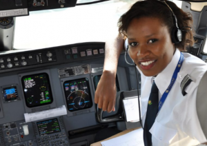 How Female pilots Are Taking Over The Aviation Industry By Captain Everest Nnaji