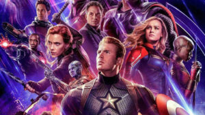 Read more about the article Avengers: Endgame has surpassed the 21-year global box office record of $2.128bn held by Titanic.