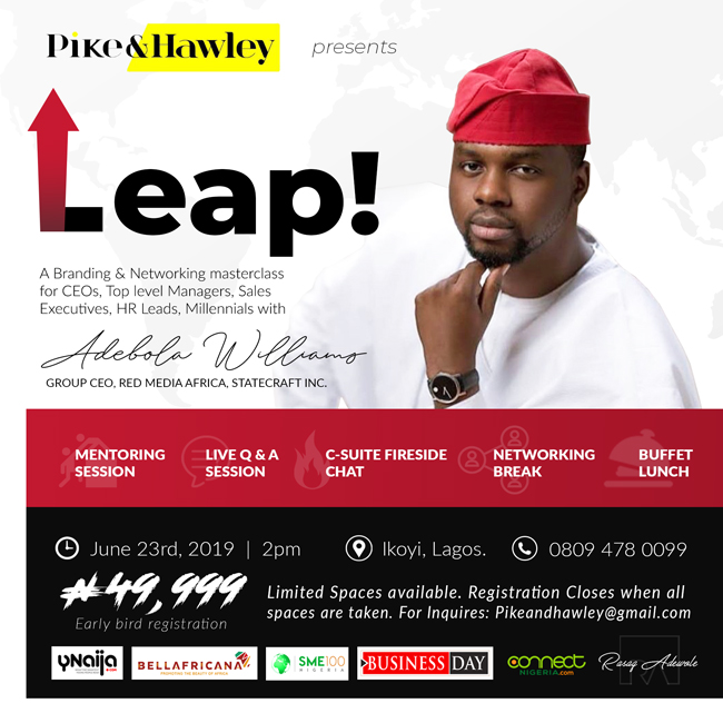 You are currently viewing LEAP MASTERCLASS
