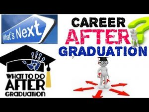 Read more about the article WHAT NEXT AFTER GRADUATION?