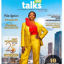 Read more about the article Get the 100talks Latest Magazine Edition.