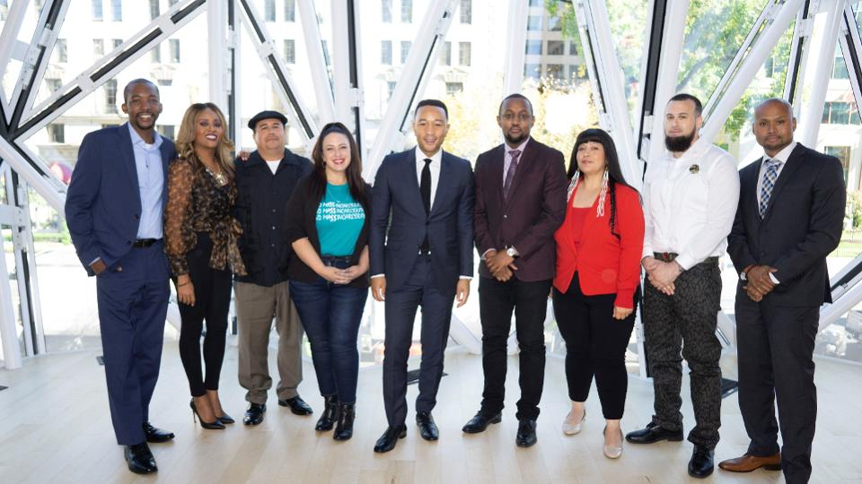 John Legend Wants To Improve Job Opportunities For People With Criminal Backgrounds