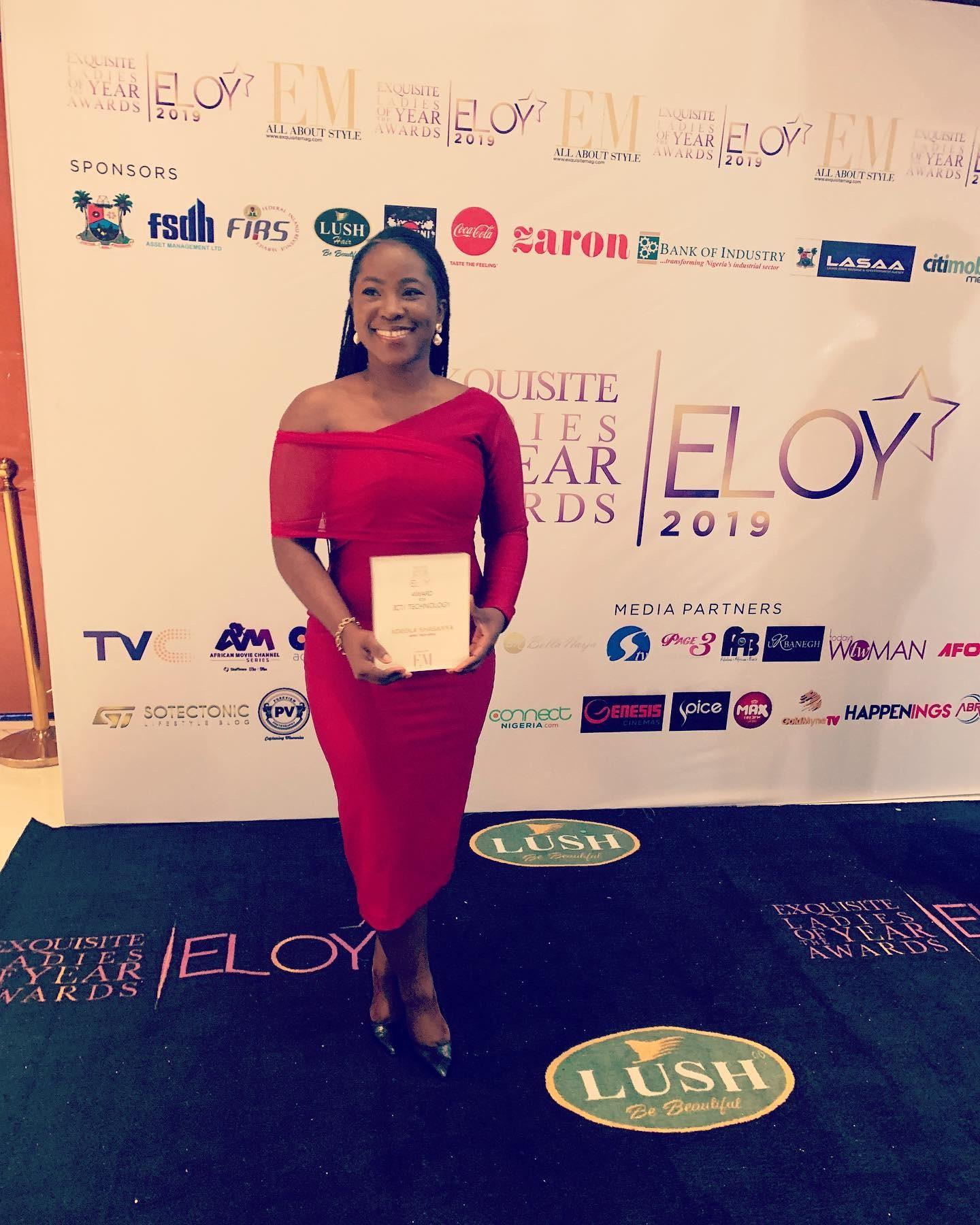 Read more about the article From 25under25 to Exquisite Lady of the Year (ELOY)