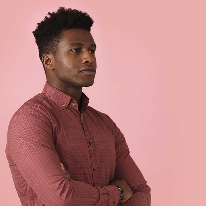 Meet our Man of the week – Silas Adekunle