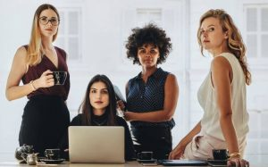 WHAT EVERY WOMAN IN BUSINESS MUST KNOW
