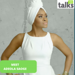 WHAT YOU DIDN'T KNOW ABOUT ADEOLA SAGOE
