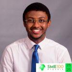 Meet Aliyu Abubakar the C.E.O and Managing Director of Quickshake