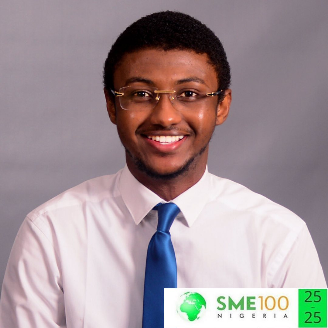 You are currently viewing Meet Aliyu Abubakar the C.E.O and Managing Director of Quickshake