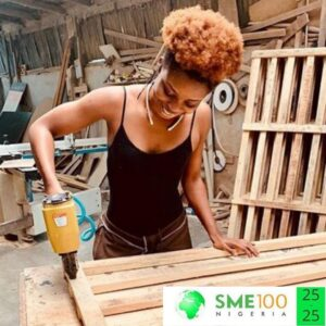 Read more about the article MEET Buogo Obi, the managing director of Wooddesignes