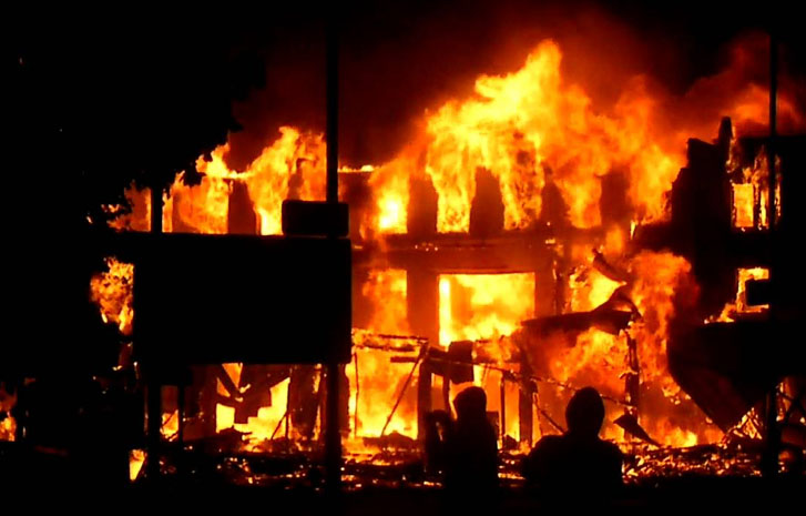 You are currently viewing MARKET FIRES: HOW TO COVER YOUR BUSINESS