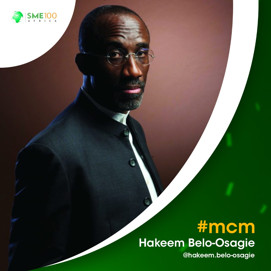 Read more about the article Meet Hakeem Belo-Osagie