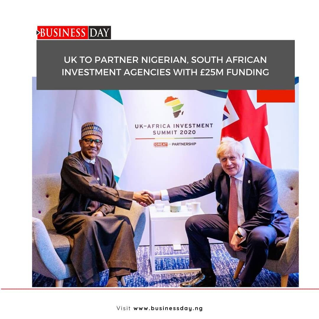 The UK committed to deliver a new partnership