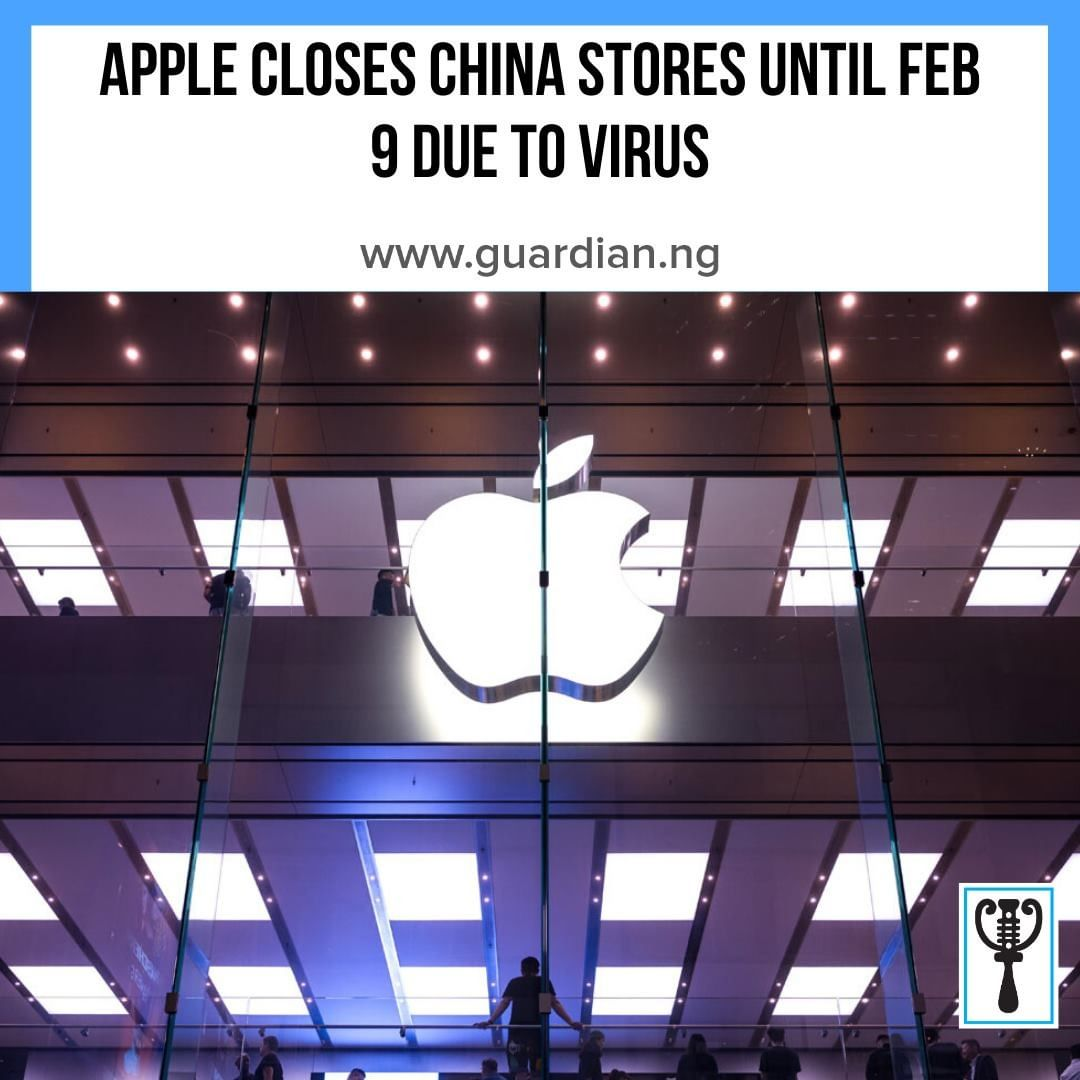 Apple close of its stores