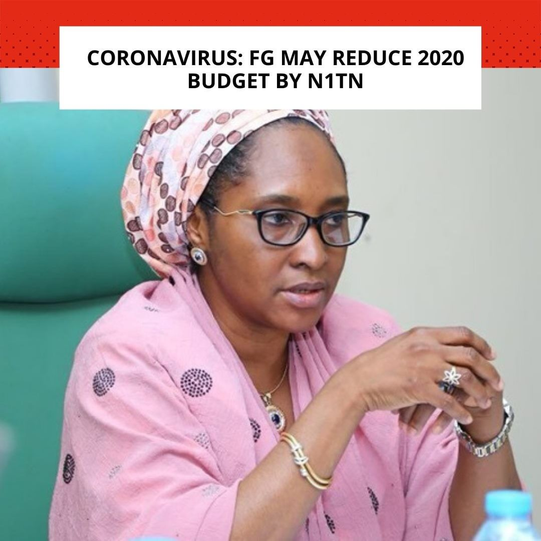 You are currently viewing FG To Reduce 2020 Budget By 1Trillion Naira