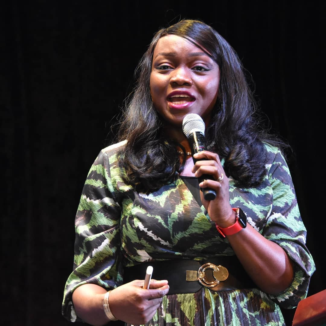 Read more about the article Rashidat Adebisi:  keynote Speaker at SME100 AFRICA IWDC 2020