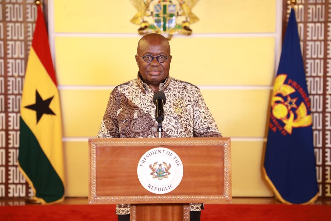 Read more about the article PRESIDENT AKUFO-ADDO LIFTS PARTIAL LOCKDOWN, BUT KEEPS OTHER ENHANCED MEASURES IN PLACE