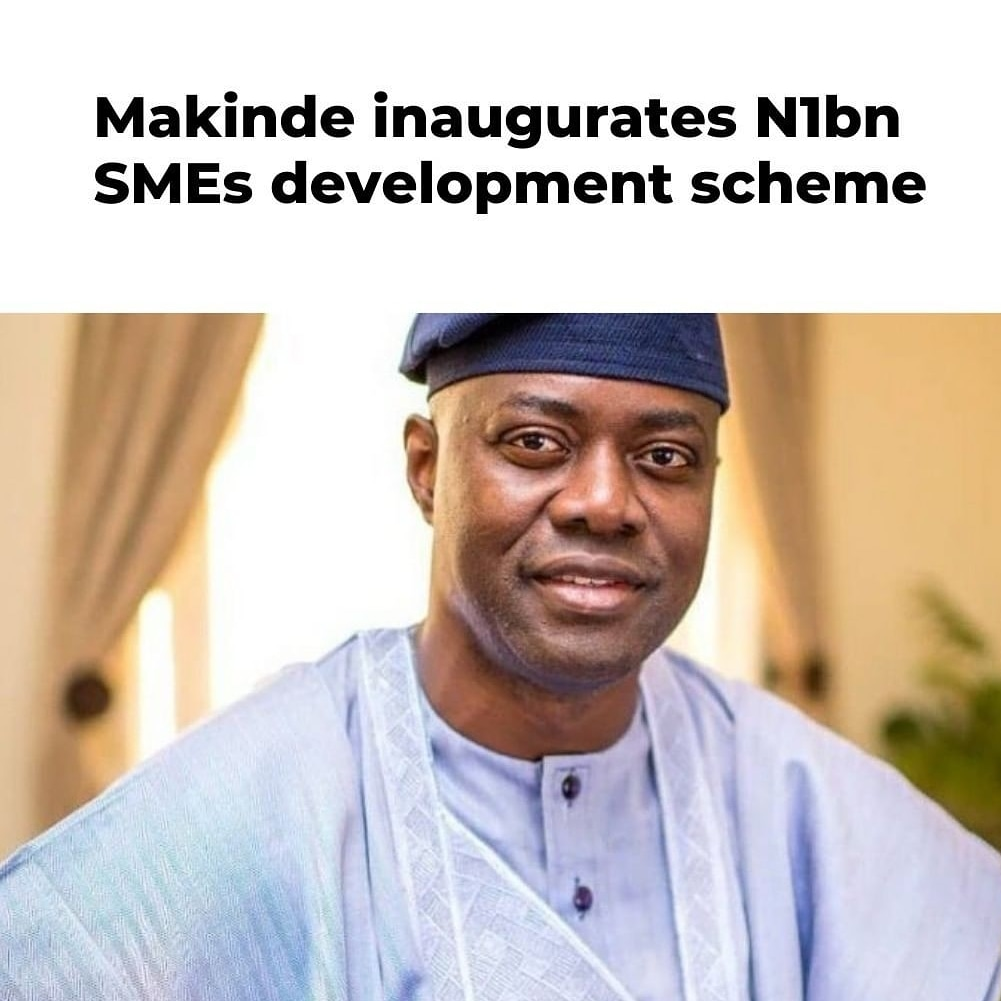 Read more about the article OYO STATE GOVERNMENT LAUNCHES N1 BILLION MSMES DEVELOPMENT SCHEME