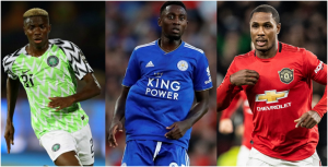 Read more about the article Top earning Nigerian footballers in Europe