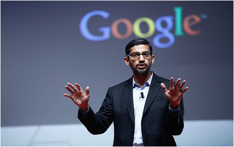 You are currently viewing Google's advertising revenue plunges