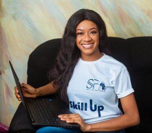 Meet Victoria Nwanna Of Skills Factory