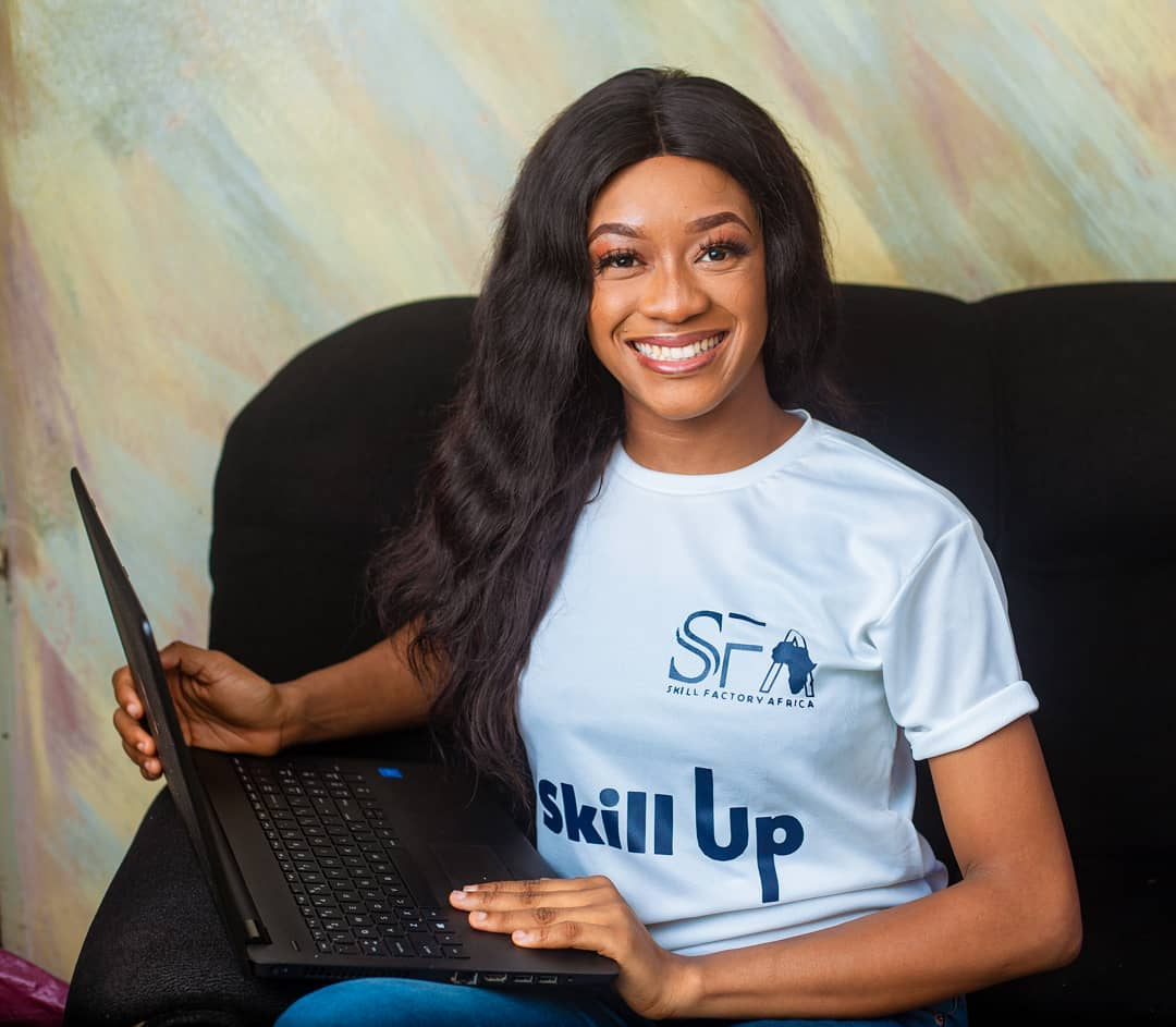 You are currently viewing Meet Victoria Nwanna Of Skills Factory