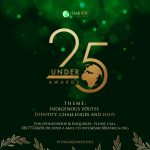 MEET THE NOMINEES OF THE 25UNDER25 AWARDS 2020 EDITION