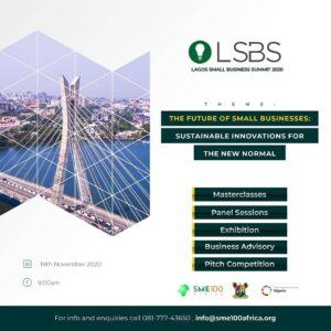 Read more about the article Opening of registrations for the 5th edition of the Lagos Small Business Summit